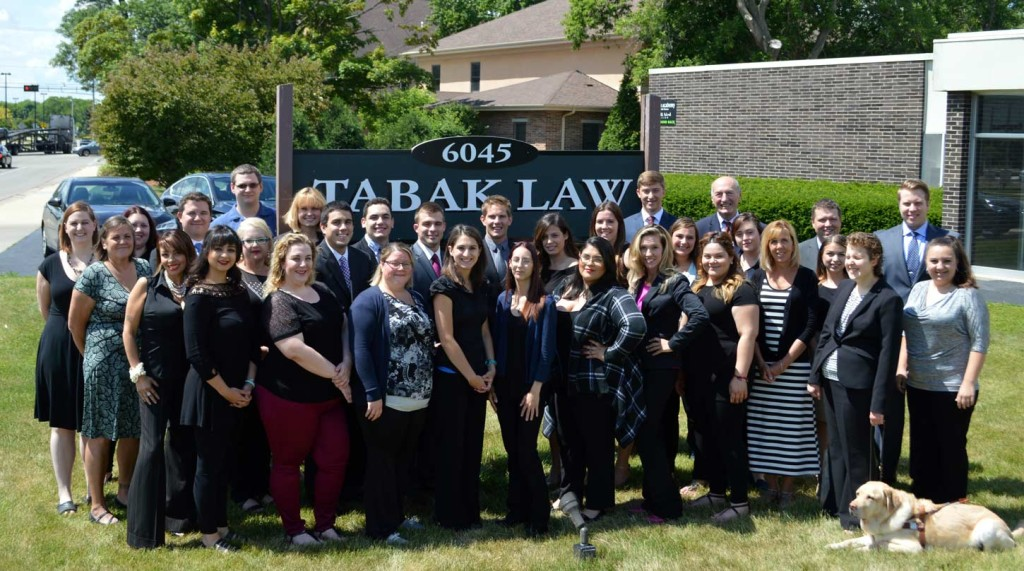 Tabak-Law-firm-team-photo