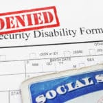 appealing social security disability denial