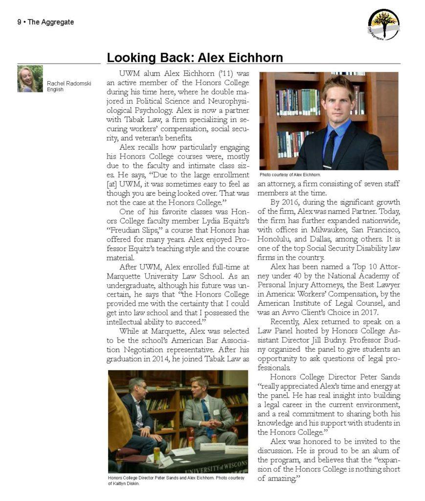 Alex E. Eichhorn