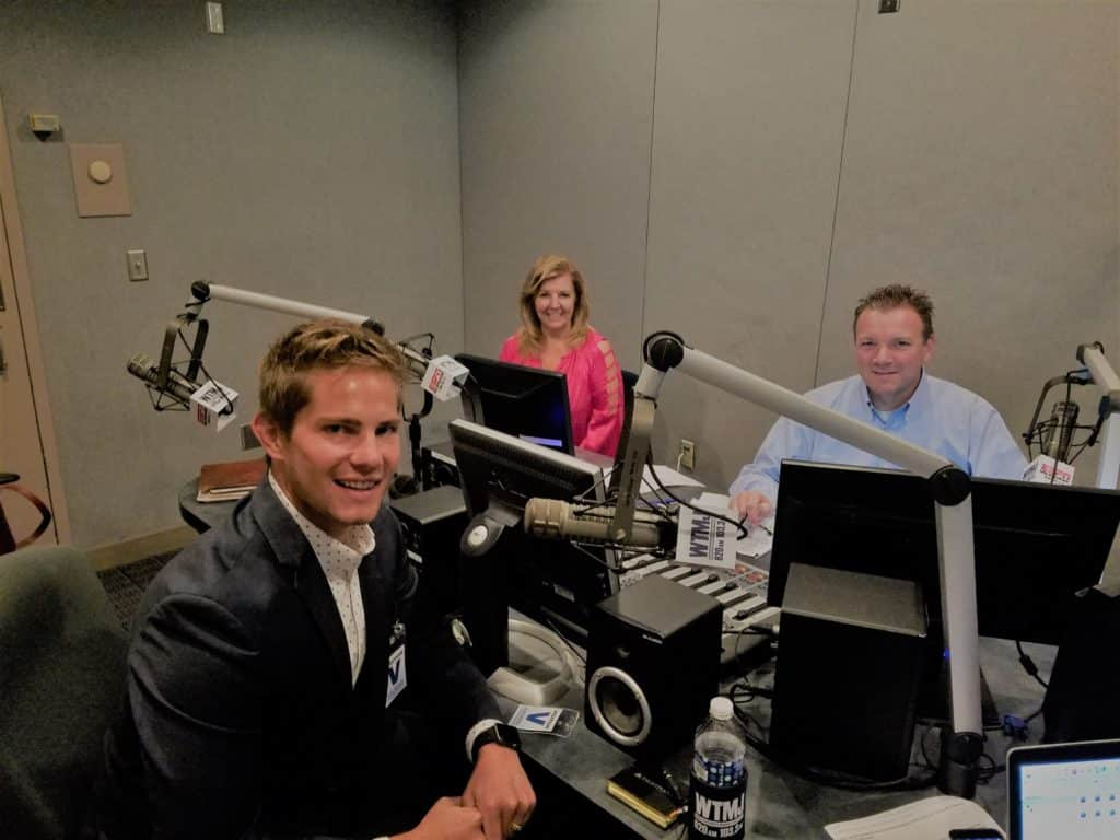 Attorney and Partner Alex E Eichhorn Discusses Worker's Compensation Benefits on the Sunday Sip, WTMJ 620AM