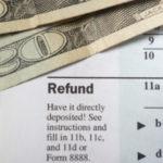 ssdi tax refund